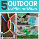5 Outdoor Toddler Activities – Giveaway