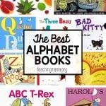 The Best Alphabet Books for Preschoolers