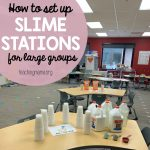 How to Set up Slime Stations