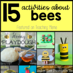 15 Activities About Bees
