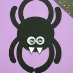 Spider Door Hanger Craft