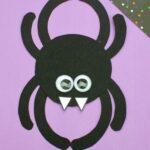 Spider Door Hanger Craft