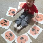 Jack-O-Lantern Printable Shape Activity