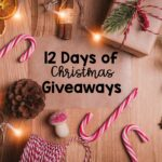 12 Days of Christmas Giveaways!