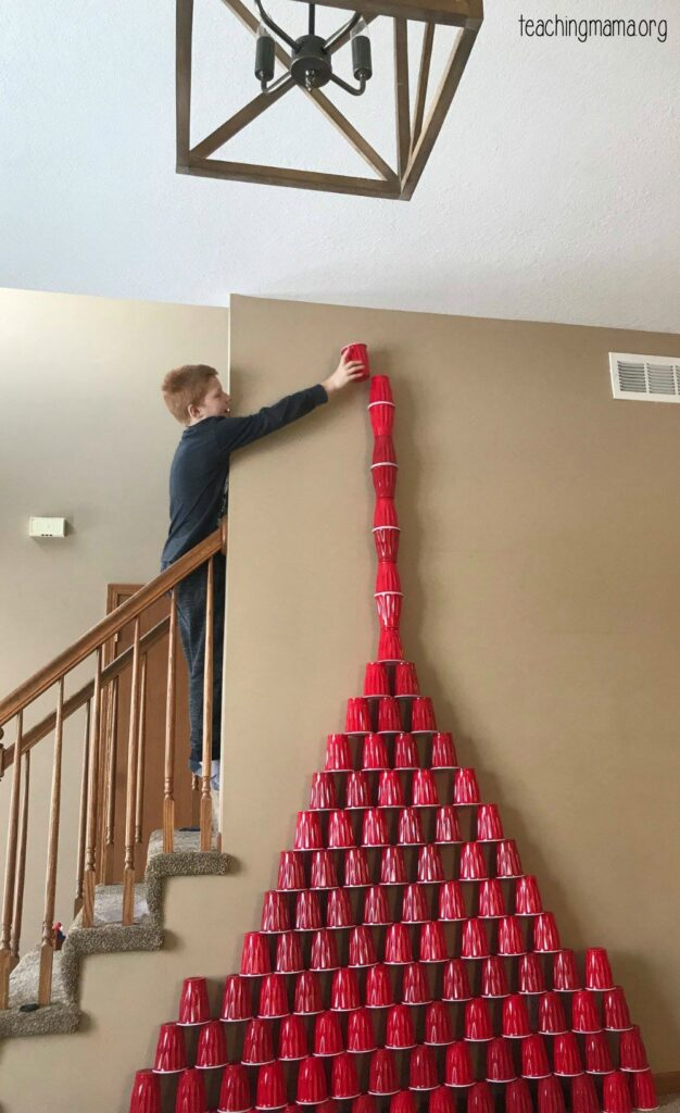 cup towers