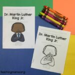 Martin Luther King Jr. Printable Booklet
