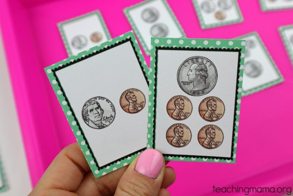 money war game with printable cards