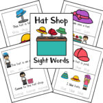Hat Shop Sight Words
