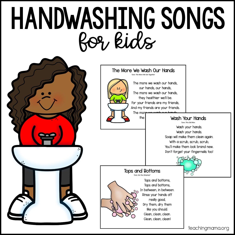 Handwashing Songs for Kids