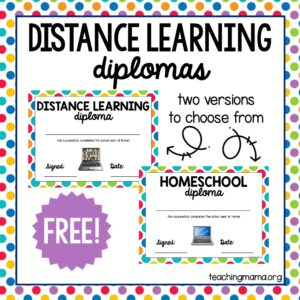 distance learning diplomas
