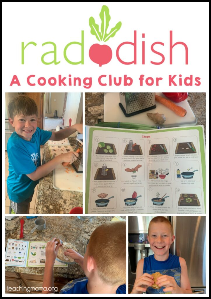 honest review of Raddish Kids