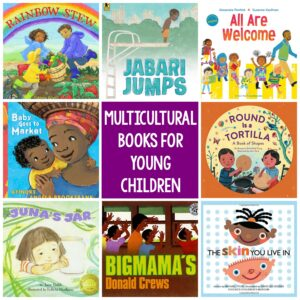 multicultural books for early childhood classrooms