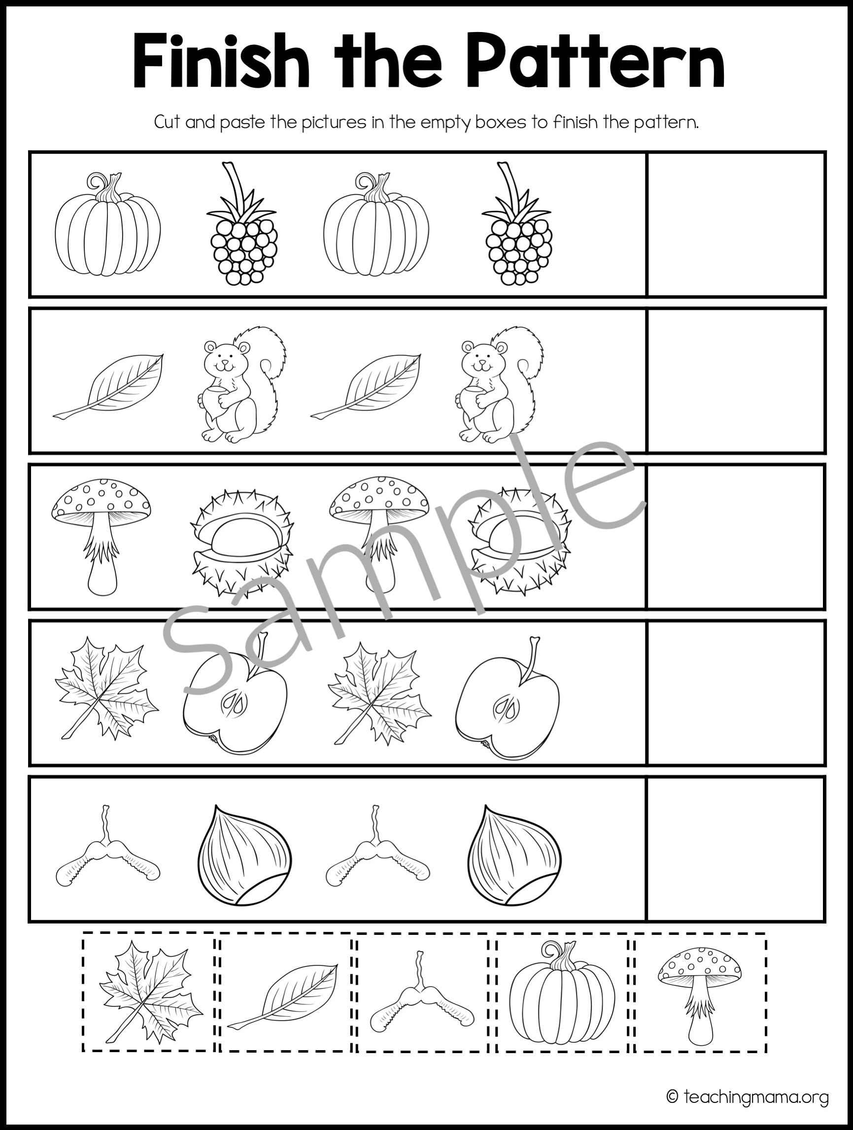 pattern printable