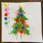 Counting Christmas Tree