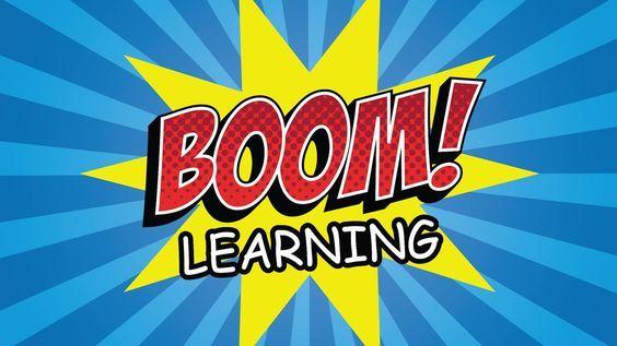 boom learning logo
