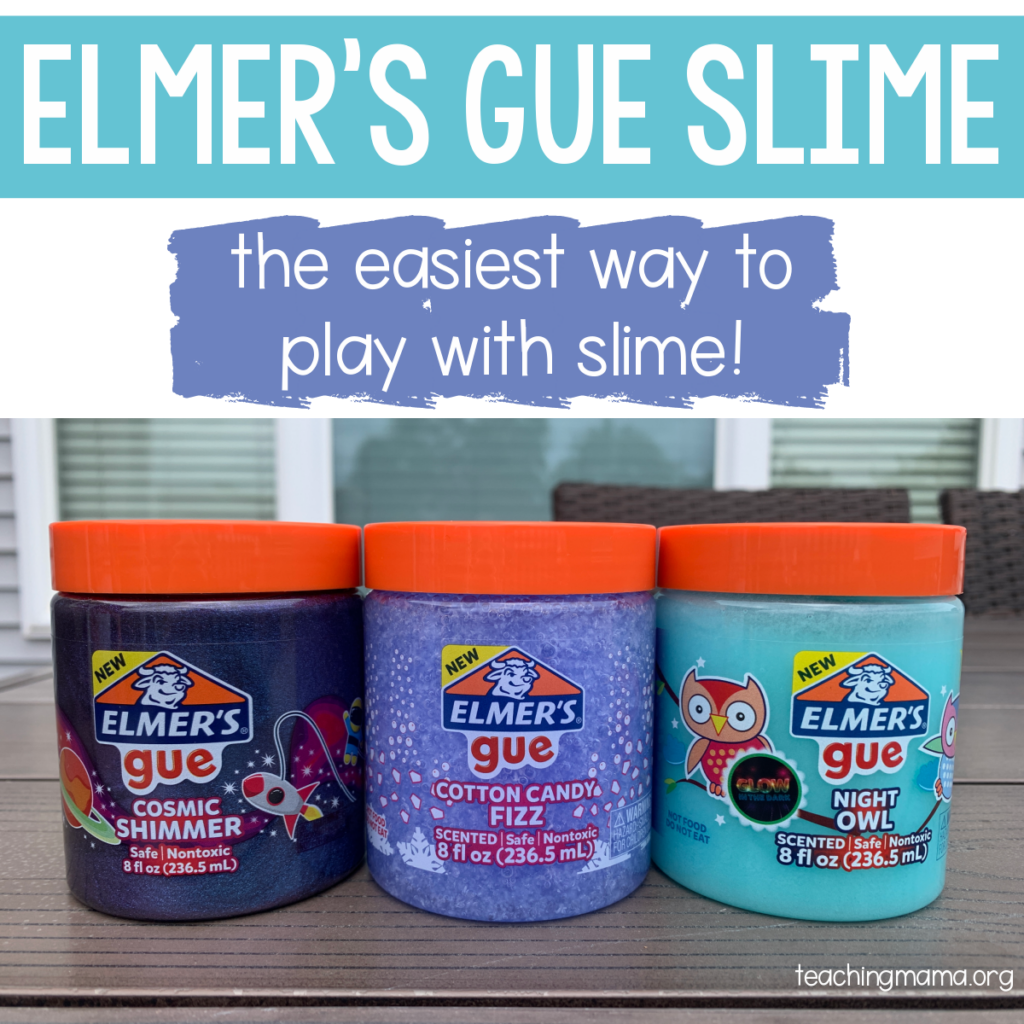 elmer's gue slime