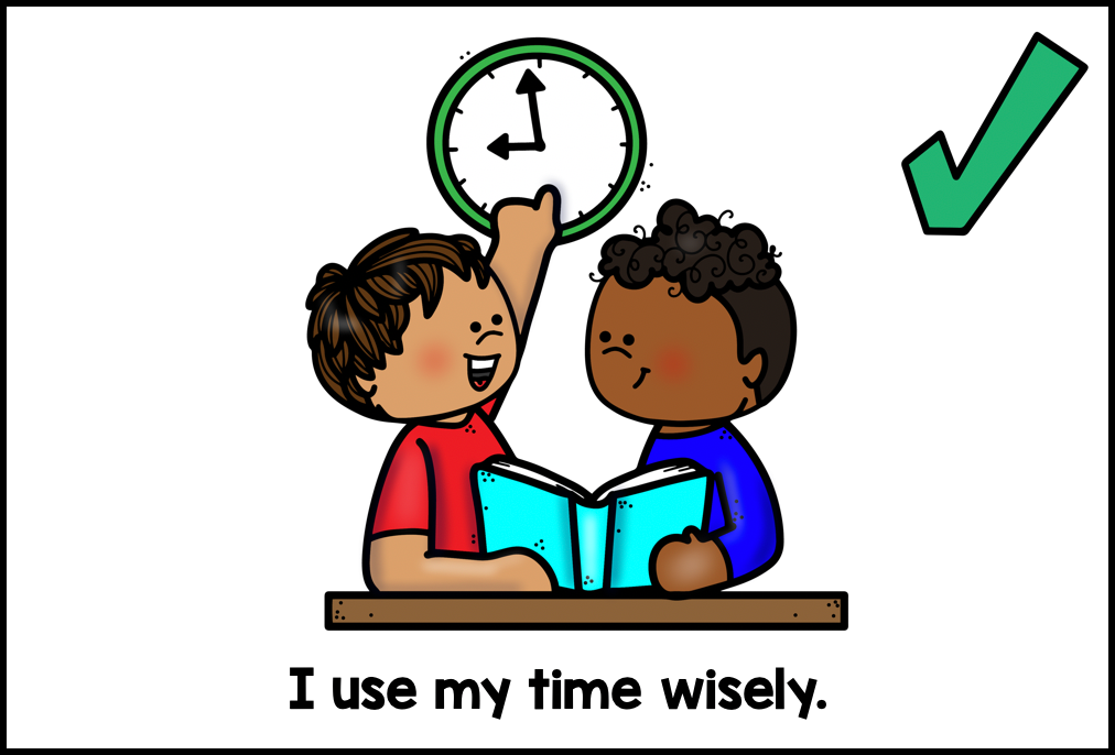using time wisely